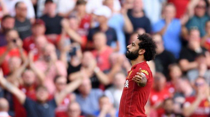 Mohammed Salah Sukses Menyumbang 1 Gol Bagi Liverpool dan Membuat Manchester United Kalah Dengan Skor 2-0